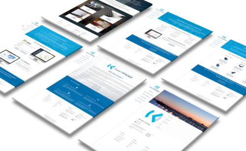KeenVision Financial Screenshot