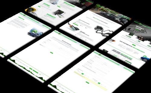 The Hybrid Shop Screenshot